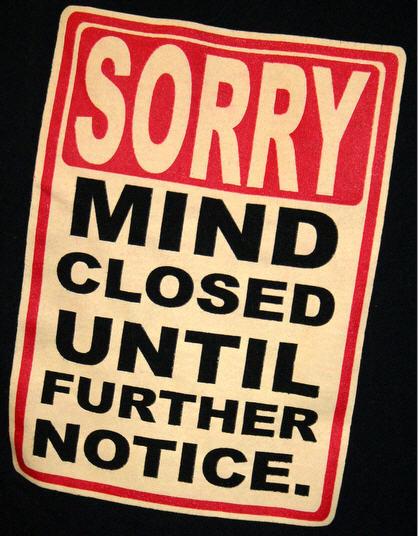 Mind Closed