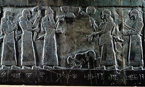 Biblical Archaeology 8: The Black Obelisk of Shalmaneser   Theo-sophical Ruminations
