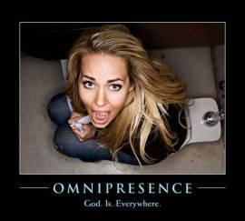 Omnipresence toilet