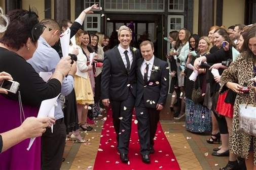 how to plan a gay wedding ceremony