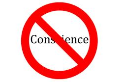conscience violate