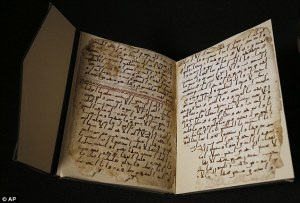 Oldest Koran