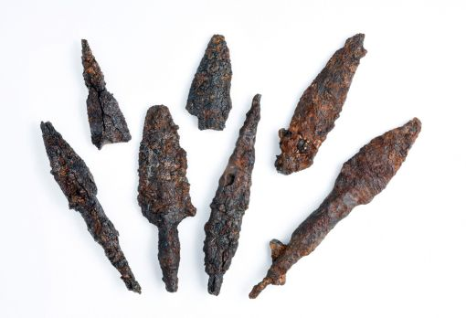 lachish-arrowheads